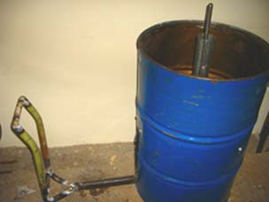 Oil DP With Handle Open (Down)