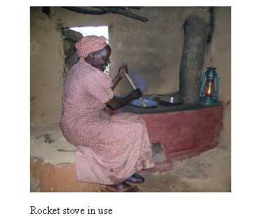RMS Stove