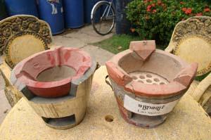 GERES/CFSP Cambodia New Lao Bucket Stove