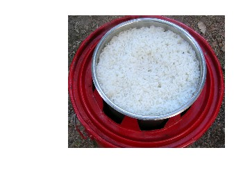 The CRAB Stove (Henson Charcoal Rice And Bean Cooker)