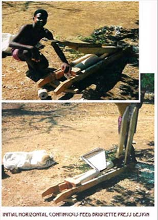 Horizontal Feed Lilongwe '97