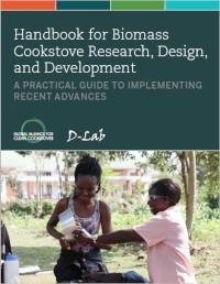 Handbook for Biomass Cookstove Research, Design, and Development