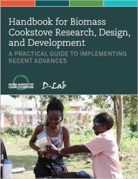 Handbook for Biomass Cookstove Research, Design, and Development