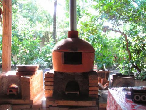 the Bingka Oven