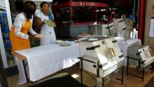 open day baking class demonstration
