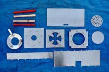 Quad Flat Assembly
