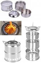 Chinese TLUD camp stove purchased on EBay