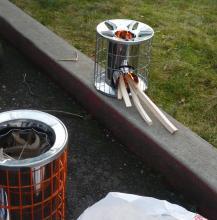 Rocket Works Stoves