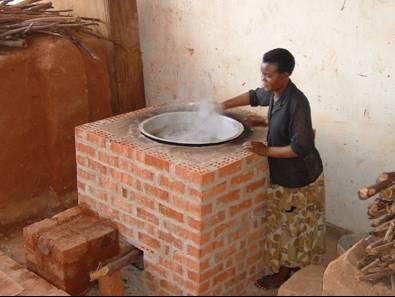 Lesotho Nkoko Household Stove