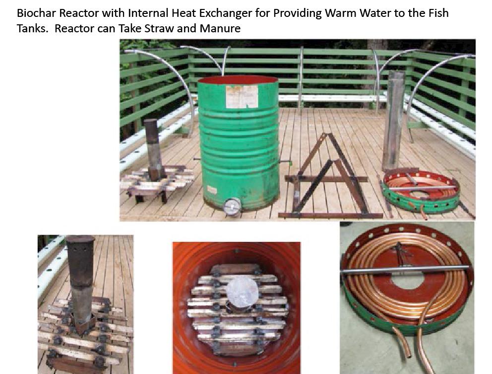 Integrating Vermiculture Aquaponics And Biochar