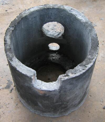 Stows Cooker Low Cost Concrete And Ceramic Stove