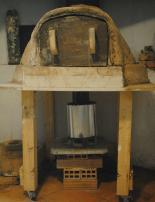 TLUD Bread Oven