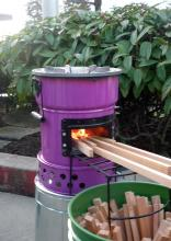 StoveTec Stove - new Colors