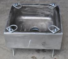 sink charcoal stove