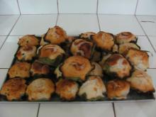 Bingka Coconut Rice Cakes baked in the Bingka Oven