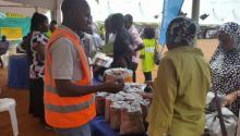 Cooking Stove Outreach and Distribution